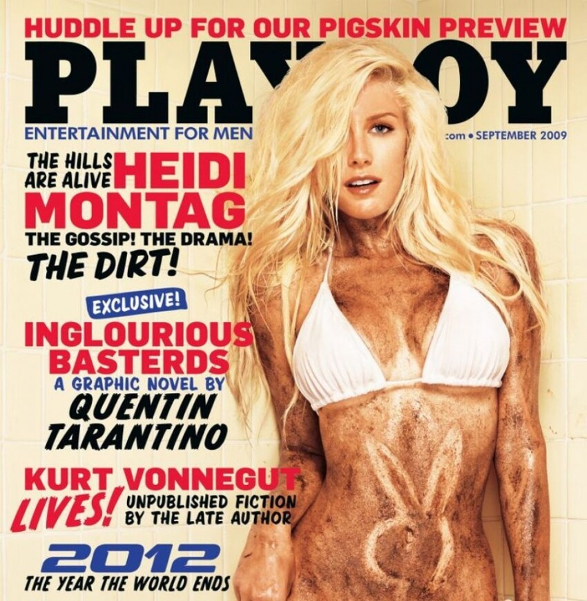 4. September 2009 – Heidi Montag (Original Cover Photo)