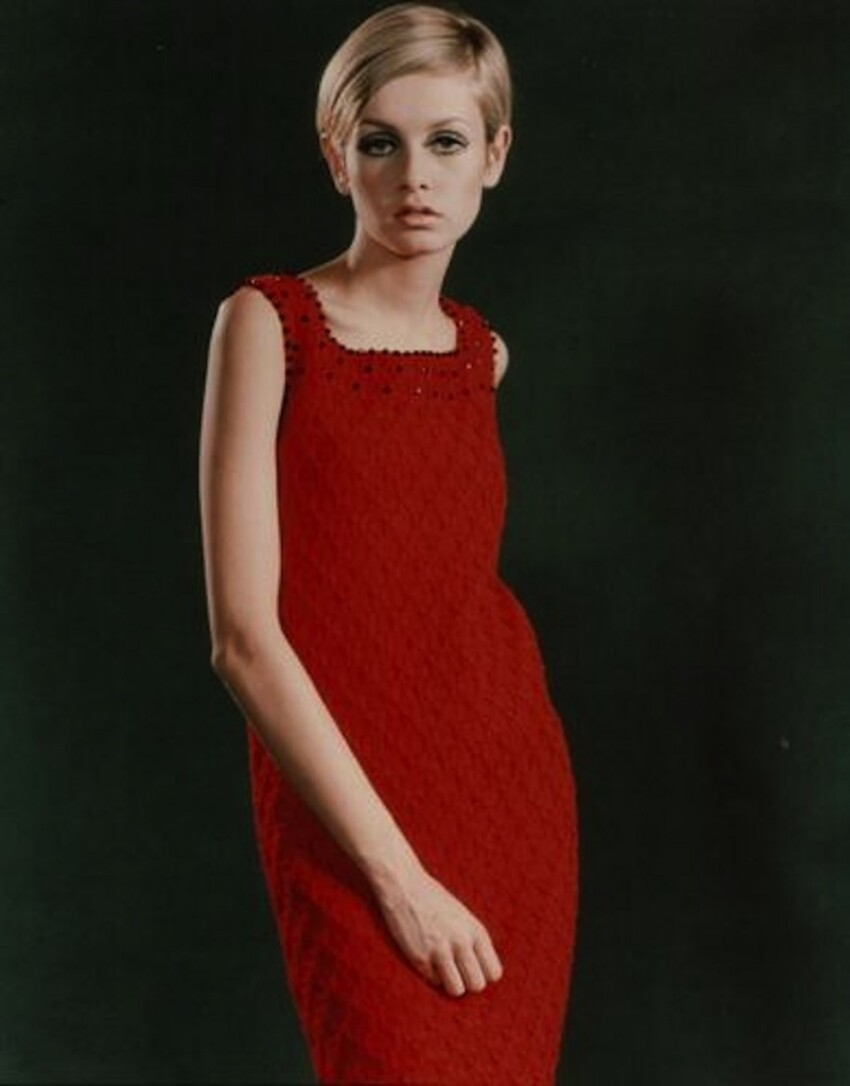 6. 1960s – Twiggy-Thin Is In