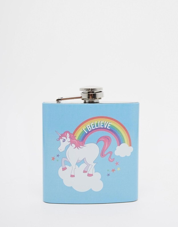 22. This drink-worthy hip flask:
