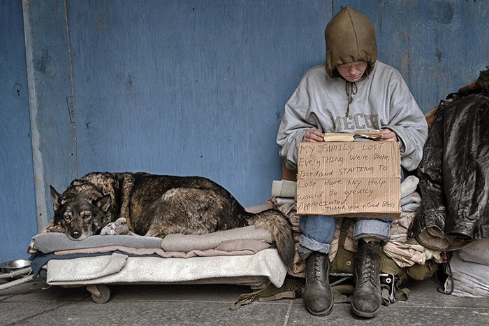 #27 Homeless In NYC