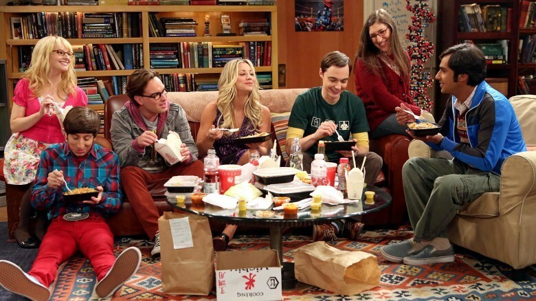 6. Johnny Galecki, Kaley Cuoco and Jim Parsons – $1M per episode, Big Bang Theory