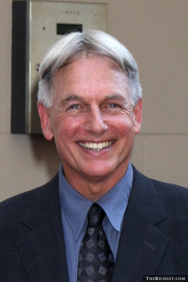 9. Mark Harmon – $525,000 per episode, NCIS