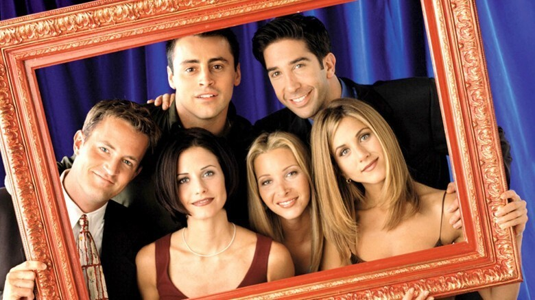 5. Jennifer Aniston, Courteney Cox, Matthew Perry, Matt LeBlanc, David Schwimmer and Lisa Kudrow – $1M per episode, Friends