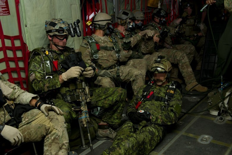 8. Joint Task Force 2 – Canada