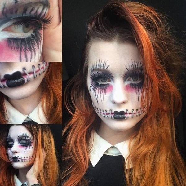 19-year-old artist has some amazing makeup skills