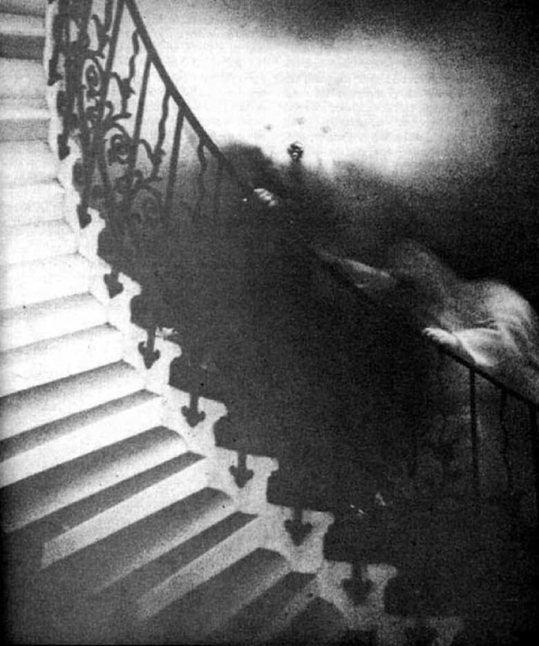 4. Tulip Staircase Ghost