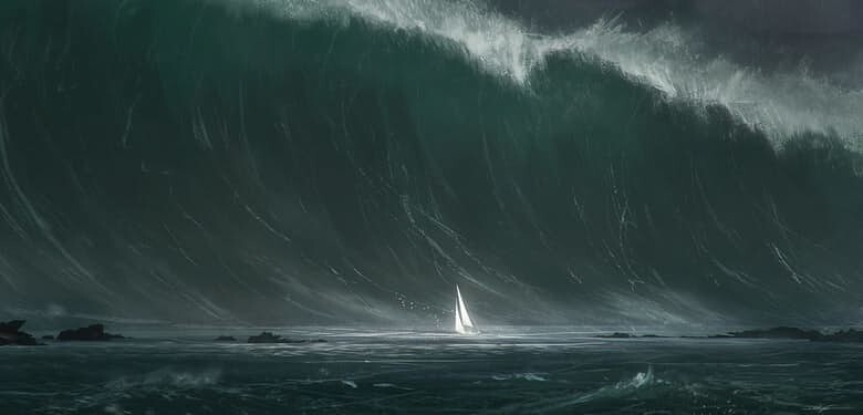 2. It Creates Rogue Waves