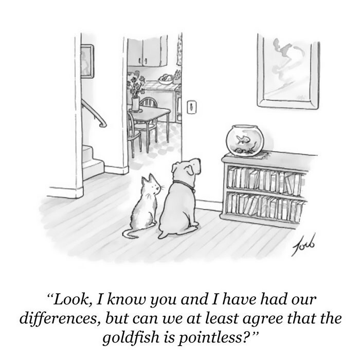 15+ Of The Funniest New Yorker Cartoons Ever