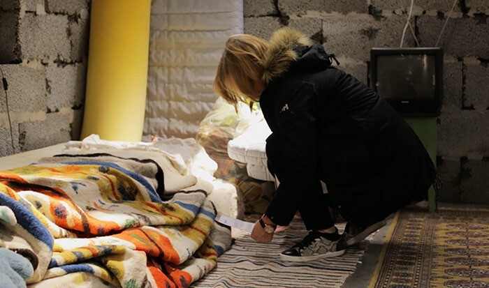IKEA Surprises Visitors By Recreating Syrian Home Inside Their Store