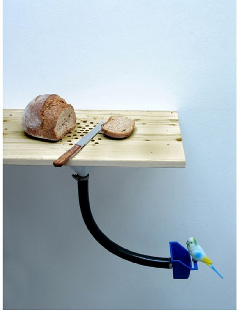 3. Cutting board crumb-catcher