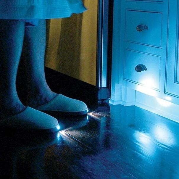 4. LED slippers