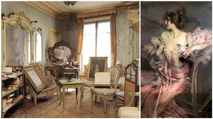 This Paris Apartment Was Untouched for 70 Years! What They Found Was INCREDIBLE!