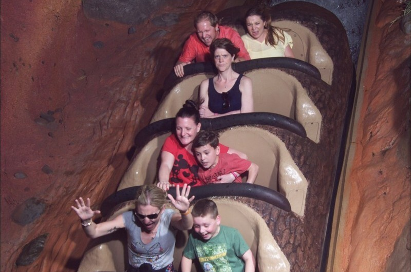 This Woman Had The Perfect Response When Her Husband Refused To Go On Splash Mountain With Her