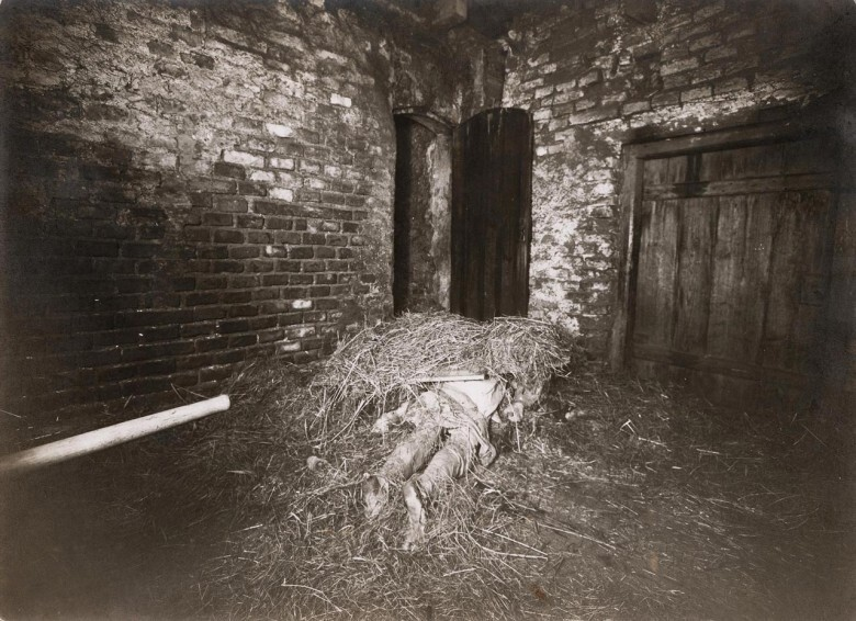 6. The Hinterkaifeck Murders