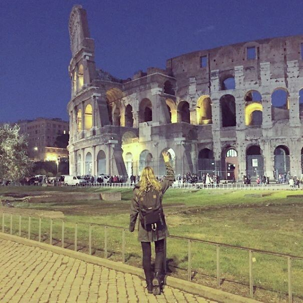 Day 6: Colosseum
