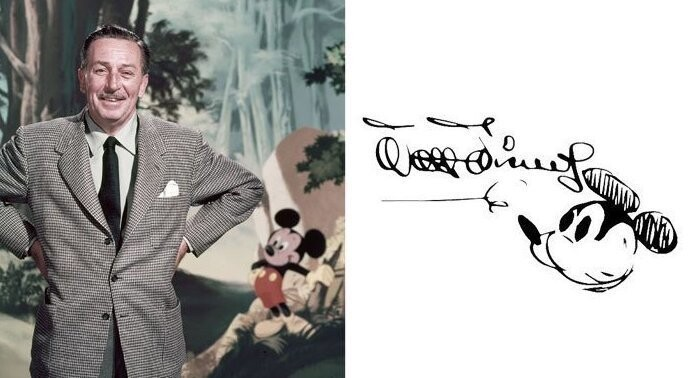 #2 Walt Disney - American Entrepreneur, Animator, Voice Actor And Film Producer