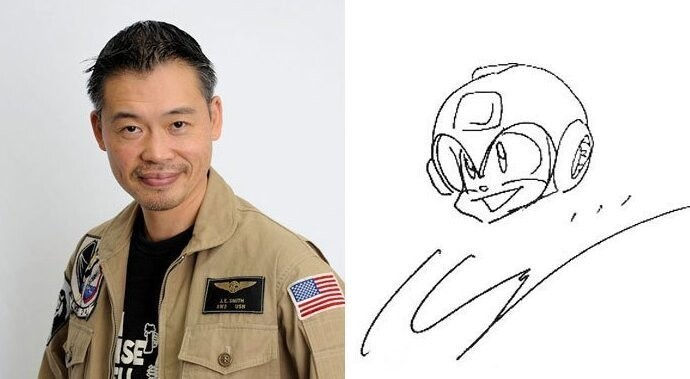 #7 Keiji Inafune - Japanese Video Game Producer, Illustrator And Businessman, The Co-Creator Of Megaman