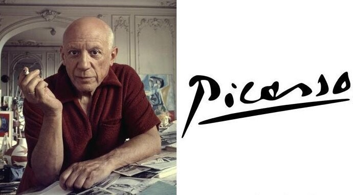 #4 Pablo Picasso - Spanish Painter And Sculptor Best Known For Co-Founding The Cubist Movement