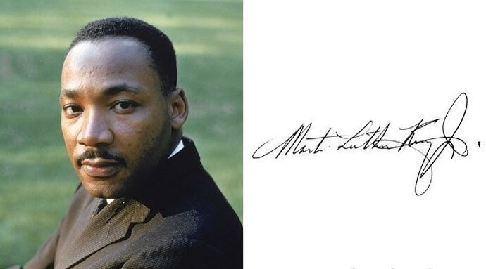 #9 Martin Luther King - American Baptist Minister And Activist Who Became The Leader In The Civil Rights Movement