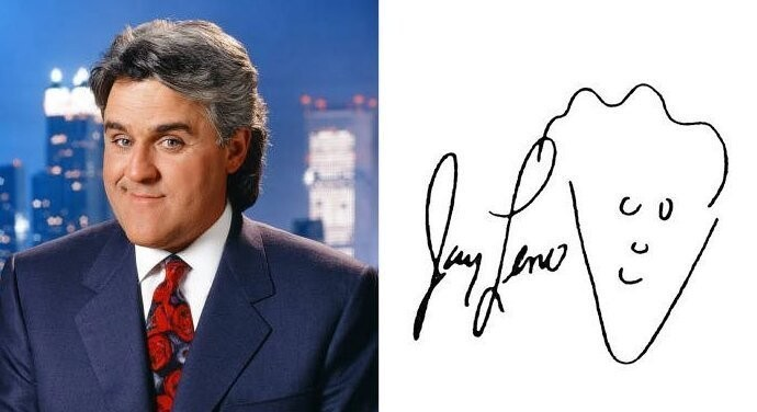 #17 Jay Leno - American Comedian, Actor, Writer, Producer, And Television Host
