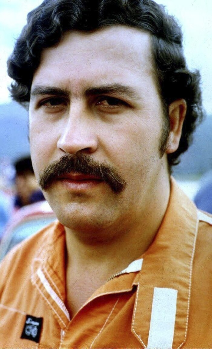 By now everyone knows the famous Colombian drug lord Pablo Escobar