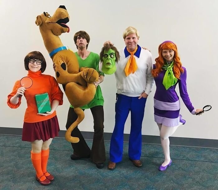 #3 Scooby Gang, Scooby Doo