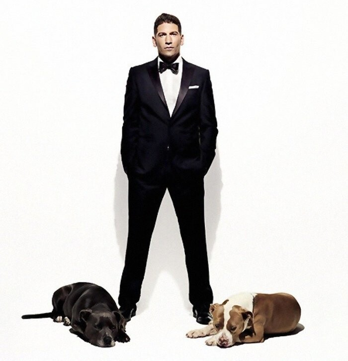 The actor has partnered with The Humane Society of The United States for anti- animal cruelty campaigns PSA's