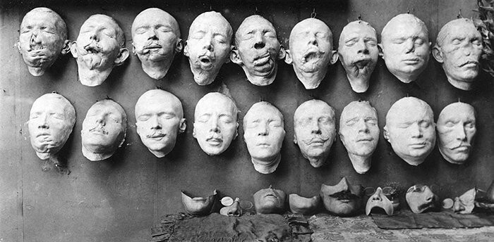 In 1917 This Woman Helped Deformed WWI Soldiers By Creating Incredibly Accurate Face Masks