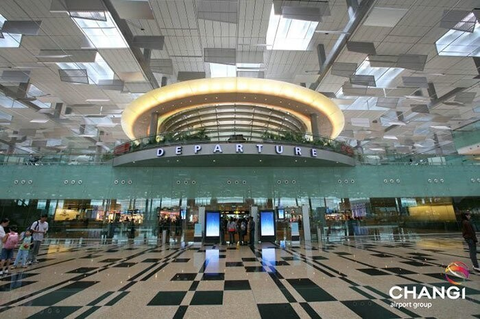 Singapore Changi Airport was announced 'World's Best Airport' for its dazzling amenities