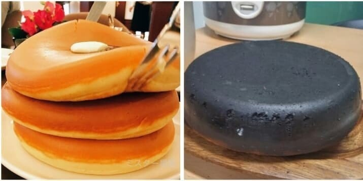 26. And the world's most perfect pancake:
