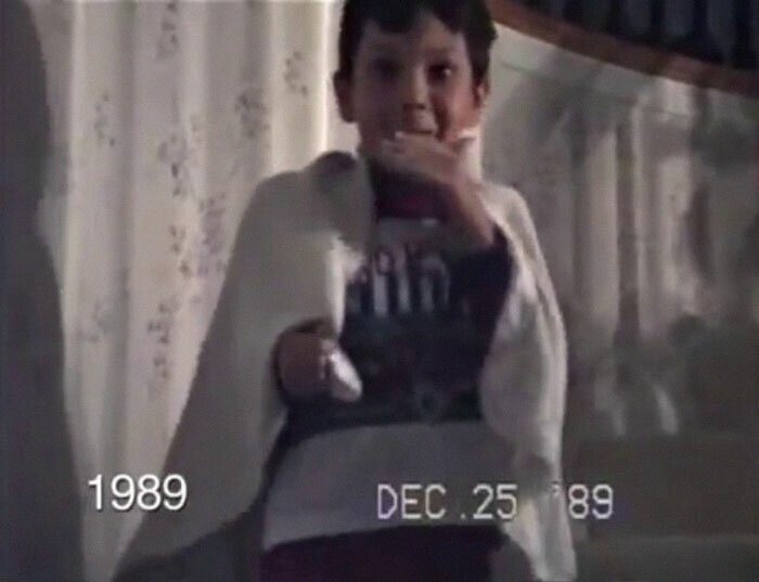 Dad Films Family's Christmas Mornings For 25 Years