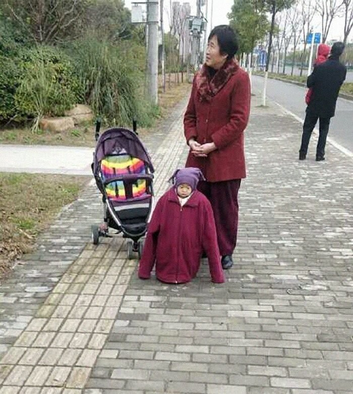 """Living In China I See The Most Ridiculous Things"""