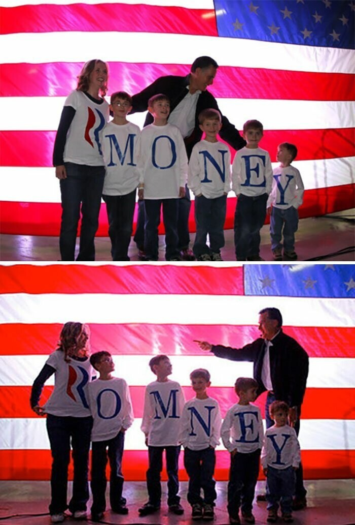 #26 Romney Family Misspelling Their Last Name