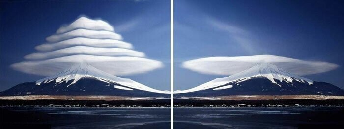 #11 Perfect Lenticular Clouds