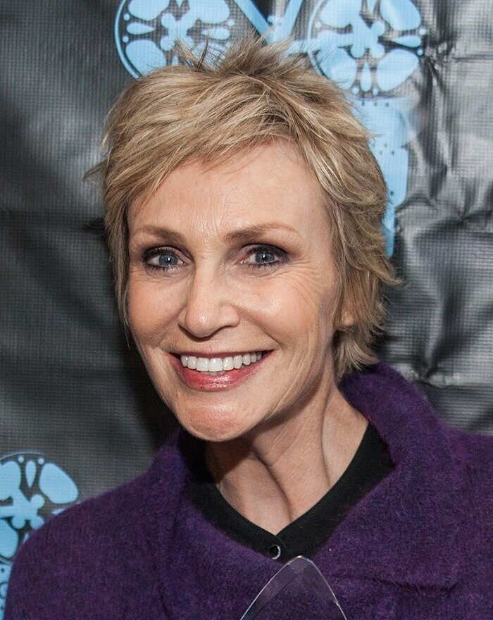 #24 Jane Lynch, 49