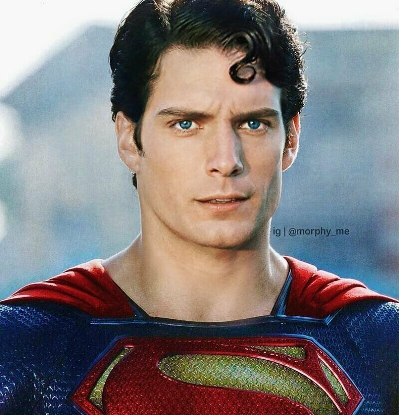 #14 Henry Cavill & Christopher Reeve