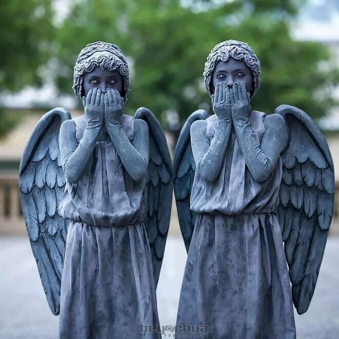 #1 Weeping Angels