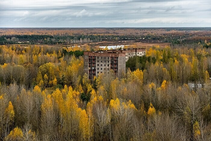 #23 Chernobyl Exclusion Zone
