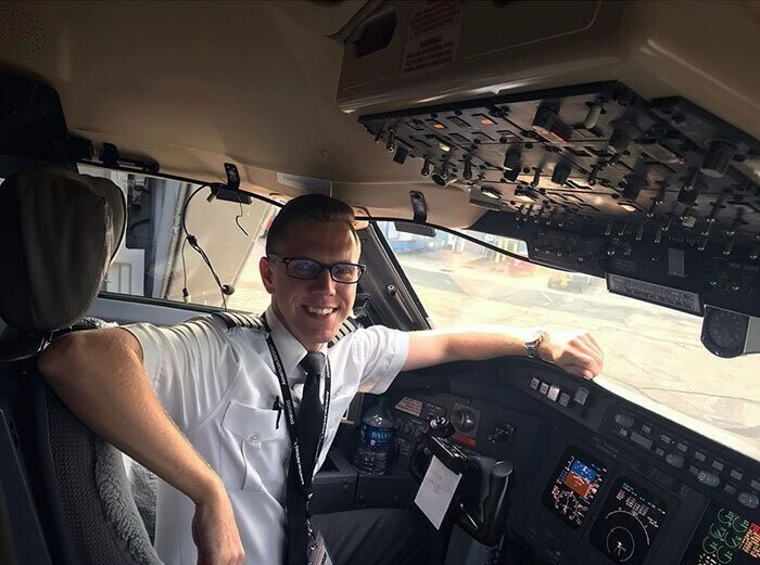 This Is Ryan McCormick – a commercial aircraft pilot