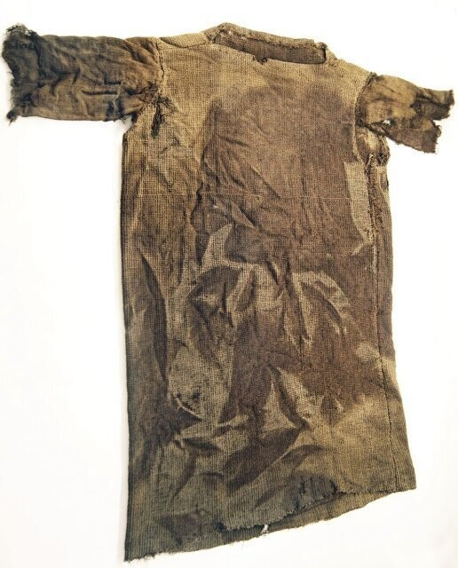 4. Oldest Sweater (1,700 years)