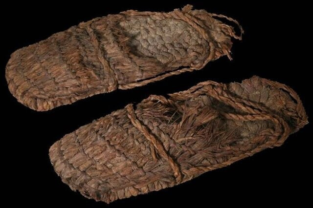 11. Oldest Footwear (9,300 years old)