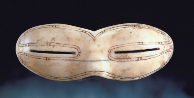 5. Oldest sunglasses. (2,000 years old)