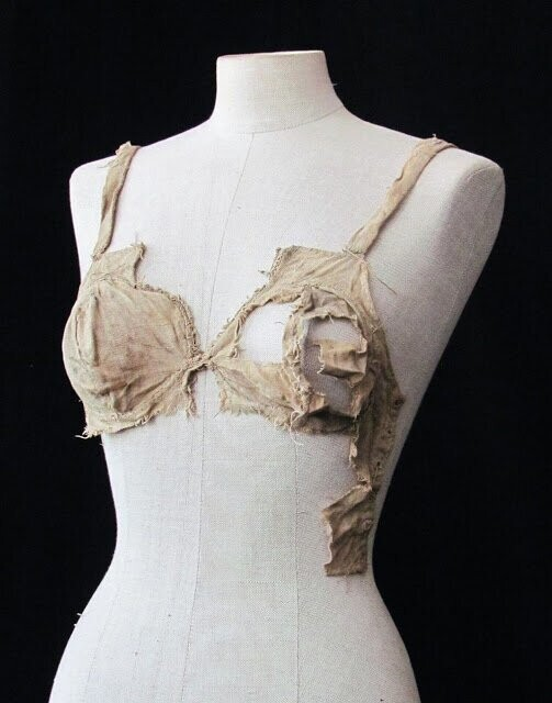2. Oldest Bra (500 years old)