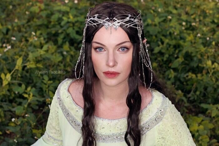 #18 Arwen (Lord Of The Rings)