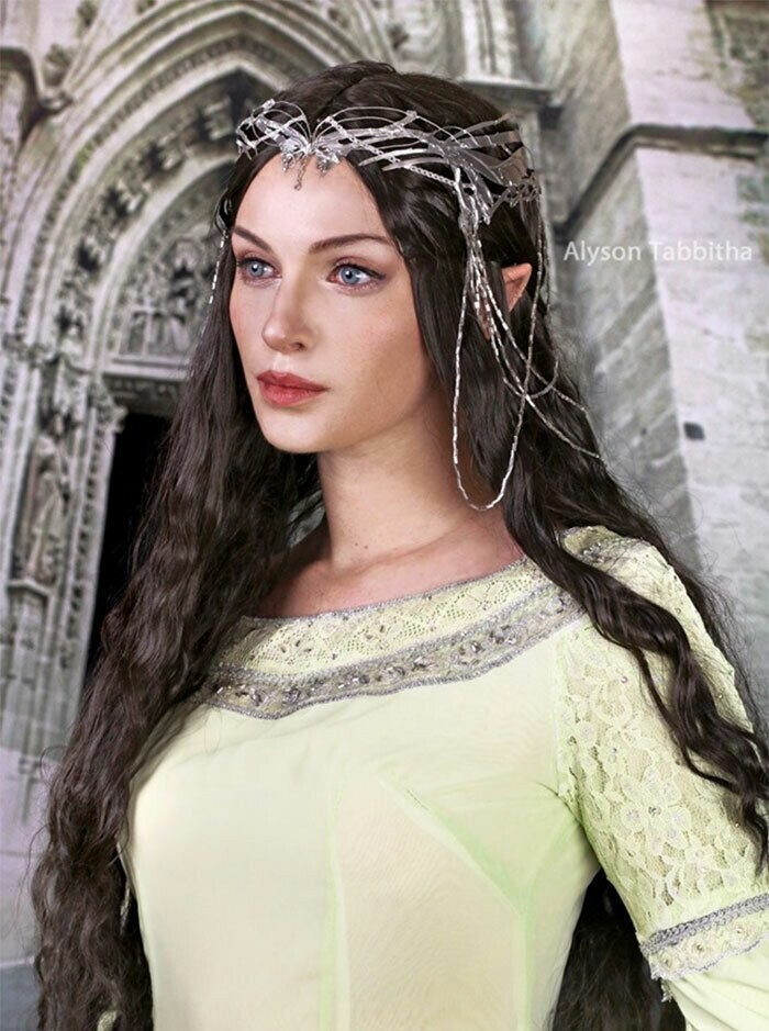 #28 Arwen (Lord Of The Rings)