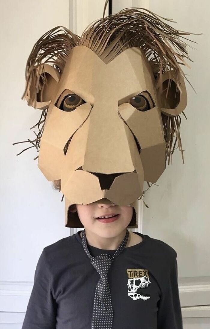 #9 Lion Headdress
