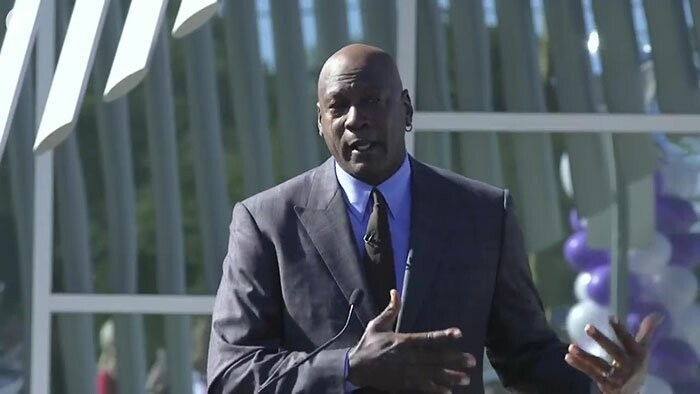 Michael Jordan Gives Back To The Community By Donating $7 Million To Open A Clinic