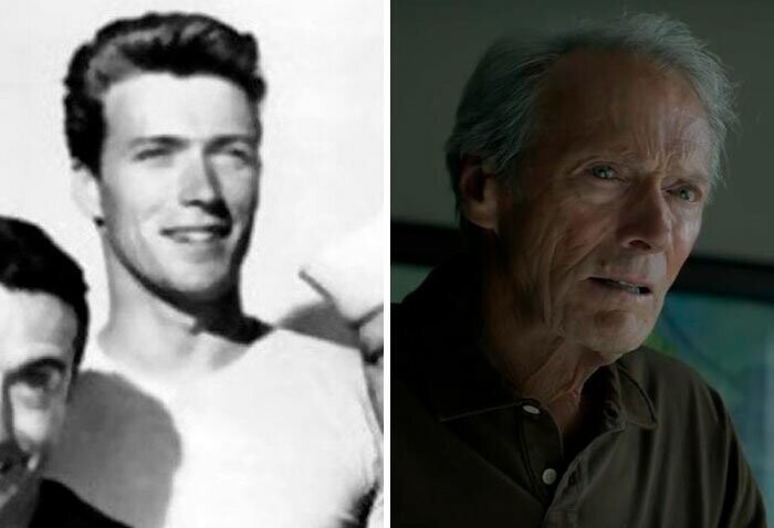 Clint Eastwood: Francis In The Navy (1955) — The Mule (2018)
