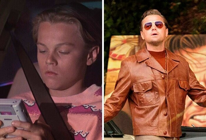 Leonardo Dicaprio: Critters 3 (1991) — Once Upon A Time... In Hollywood (2019)