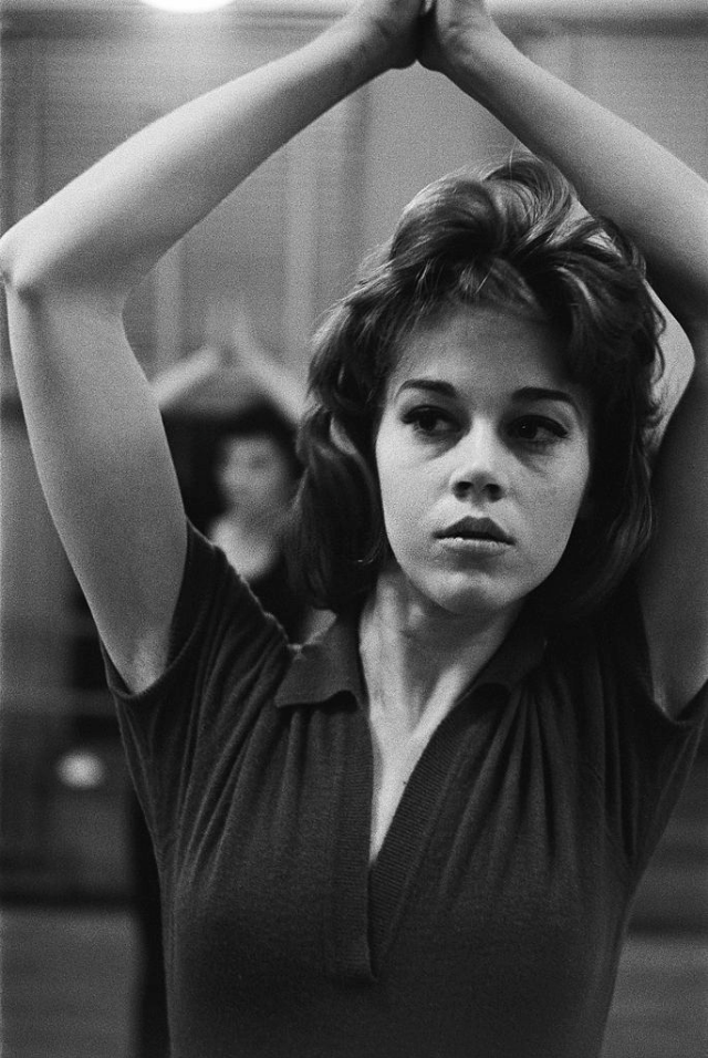 Rendezvous With a 22-Year-Old Jane Fonda in New York in 1960